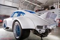 White Porsche